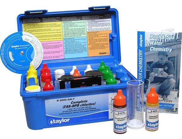 water PH test kit