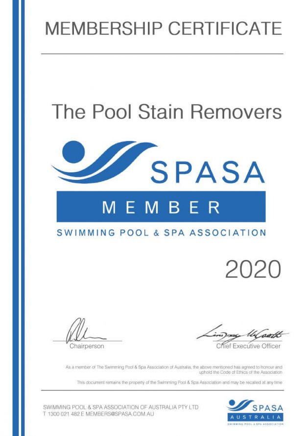 SPASA Membership